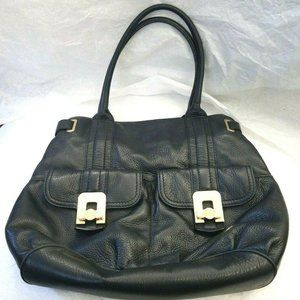 Michael Kors Pebbled Leather Hobo Shoulder Bag Lg